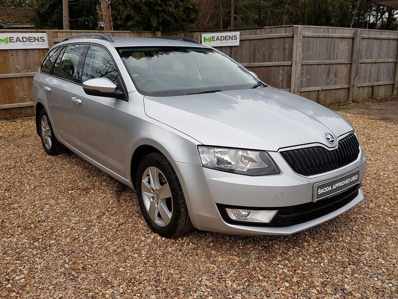 SKODA Octavia 1.4 TSI SE (140PS) DSG 5-Dr Estate