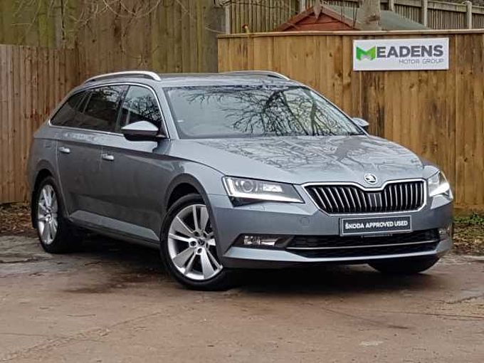 SKODA Superb 2.0 TSI 220ps SE L Executive DSG 5Dr Estate