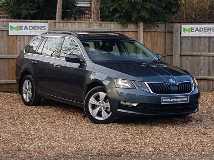 SKODA Octavia Estate 1.5 TSI (150ps) ACT SE Tech