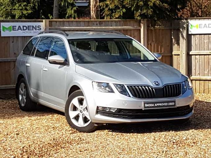 SKODA Octavia Estate (2017)  1.5 TSI (150ps) ACT SE Tech