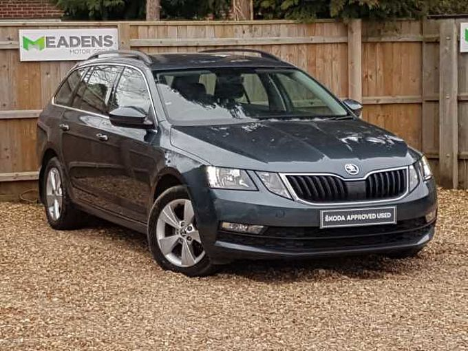 SKODA Octavia Estate 2.0TDI (150ps) SE Technology