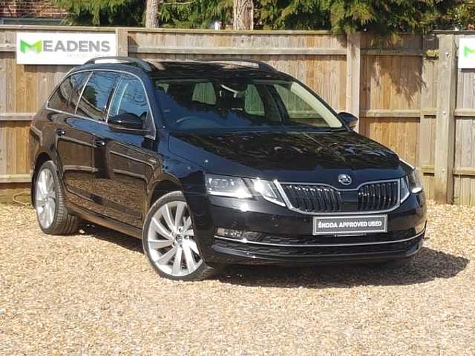 SKODA Octavia Estate 2.0TDI 150PS Laurin & Klement DSG