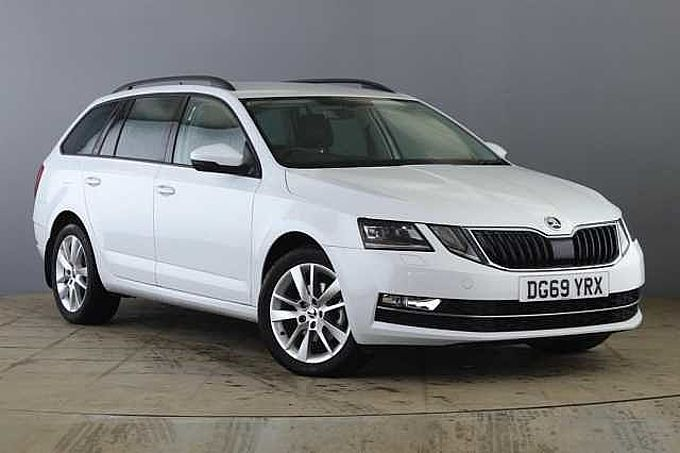 SKODA Octavia Estate (2017) 2.0 TDI (150PS) SE L