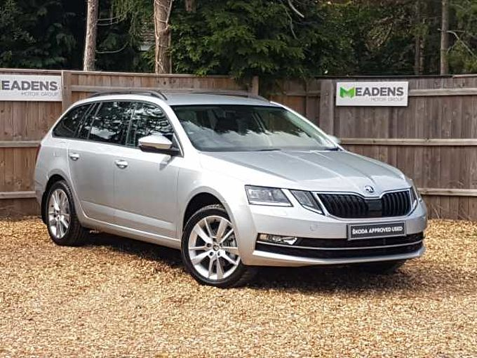 SKODA Octavia Estate (2017) 1.5 TSI (150ps) ACT SE L DSG